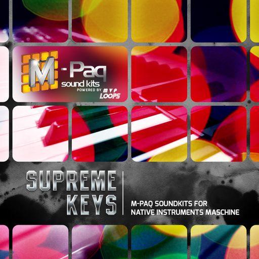 Supreme Keys M-Paq Edition