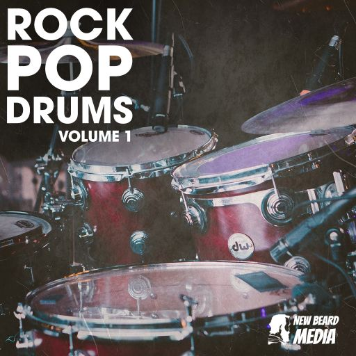 Rock Pop Drums Vol 1