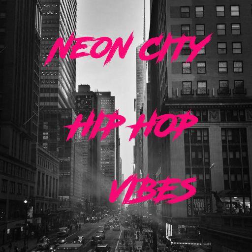 Neon City Hip Hop Vibes