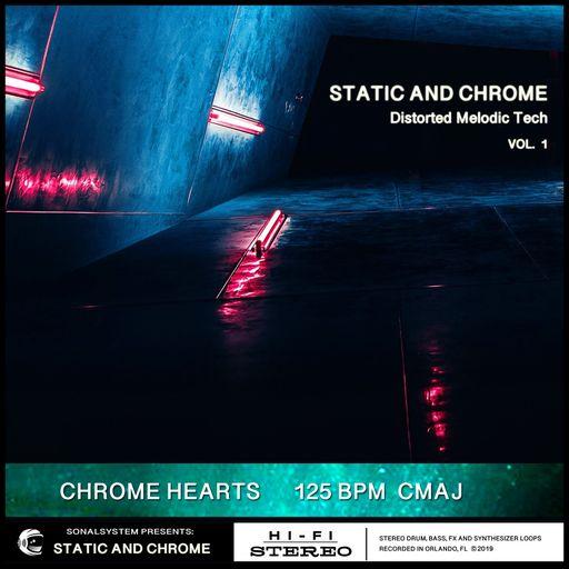 Static and Chrome 03 - Chrome Hearts