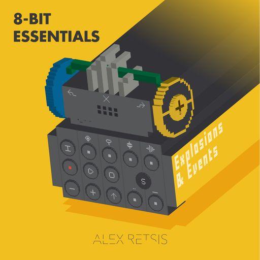 8-Bit Essentials - Explosions & Events