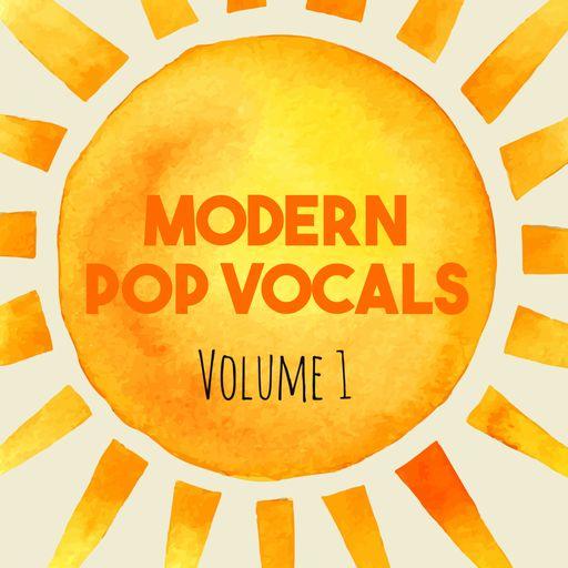 Modern Pop Vocals Volume 1