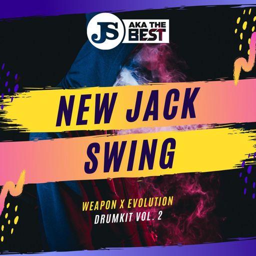 New Jack Swing: Weapon X Evolution drumkit vol. 2