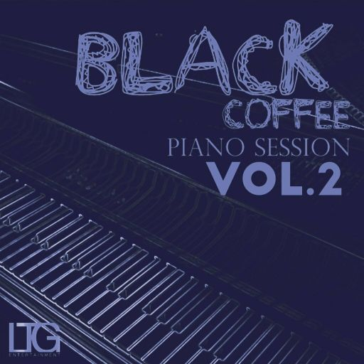 Black Coffee Piano Session 2