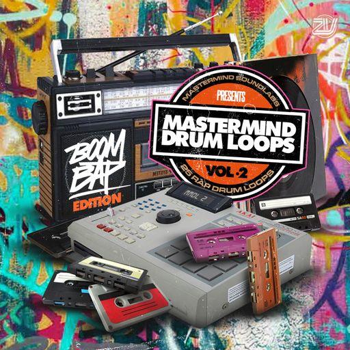 Rap Drum Loops Vol. 2