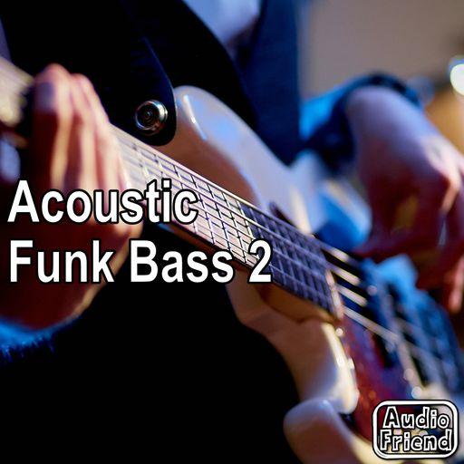 Acoustic Funk Bass 2