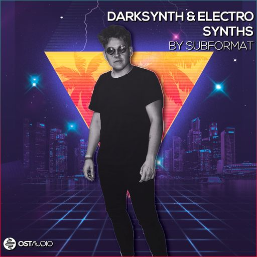DarkSynth & Electro Synths  by Subformat
