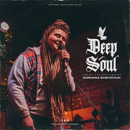 Deep Soul Vocal Collection by Adriana Shevchuk