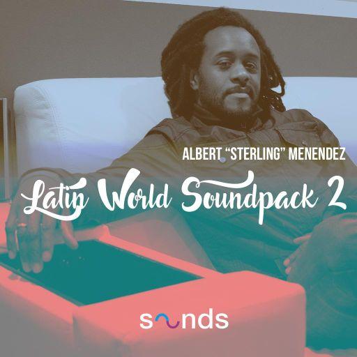 Albert Sterling Menendez Latin World Sound Pack  2