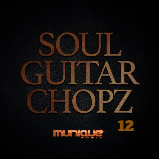 Soul Guitar Chopz 12