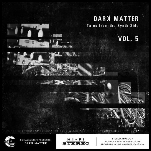 Dark Matter - Tales From The Synth Side Vol.5