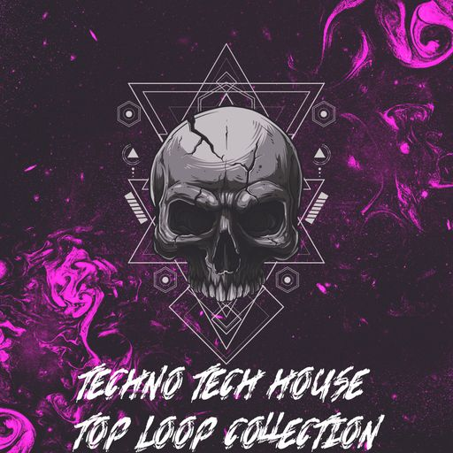 Techno & Tech House Top Loop Collection, Part. 2