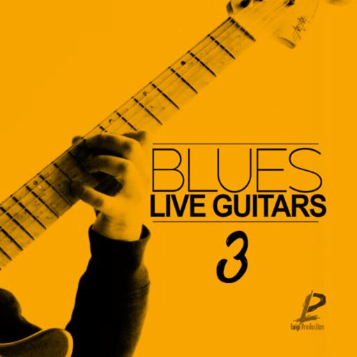 Blue Live Guitars 3