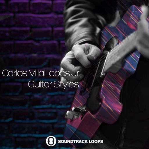 Carlos Villalobos Jr - Guitar Styles