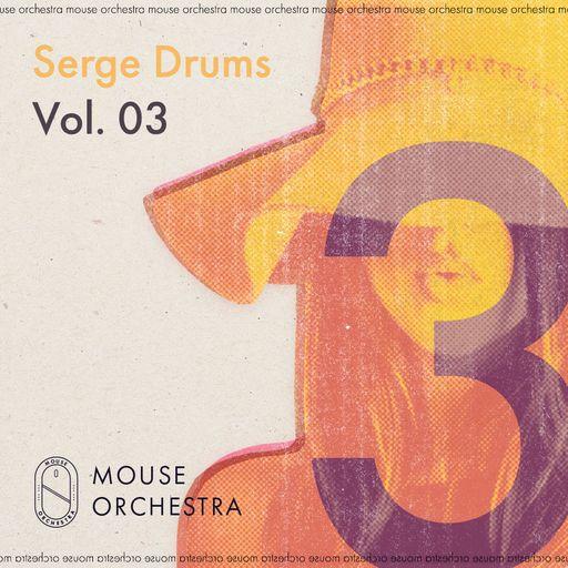 Serge Drums Vol. 03