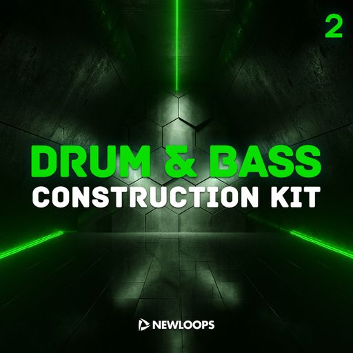 Drum and Bass Construction Kit 2