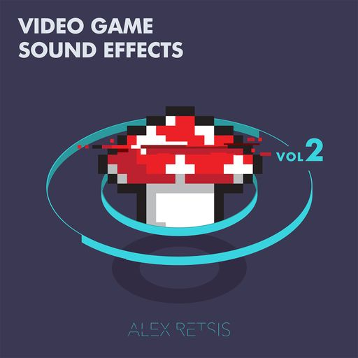 Video Game Sound Effects Vol.2