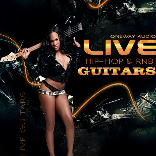 Live Hip Hop & RnB Guitars