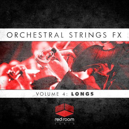 Orchestral Strings FX Volume 4: Longs