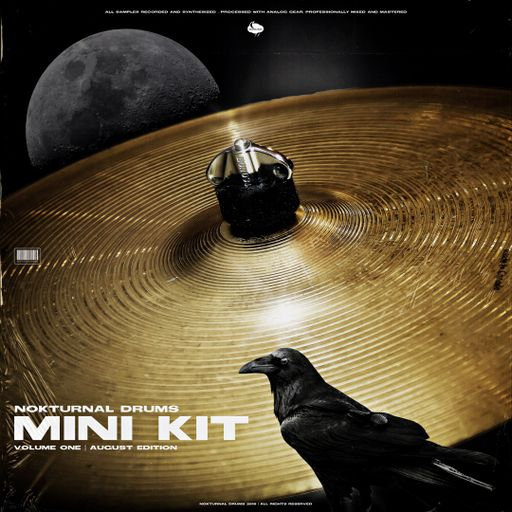 SOUNDS | Release | Nokturnal Drums - Mini Kit Volume One