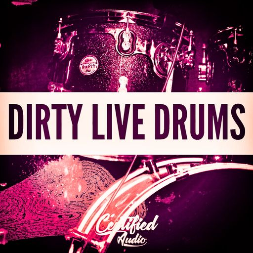 Dirty Live Drums