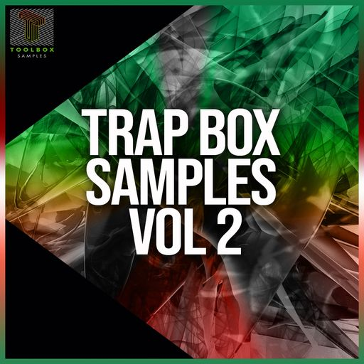 Trap Box Samples Vol 2