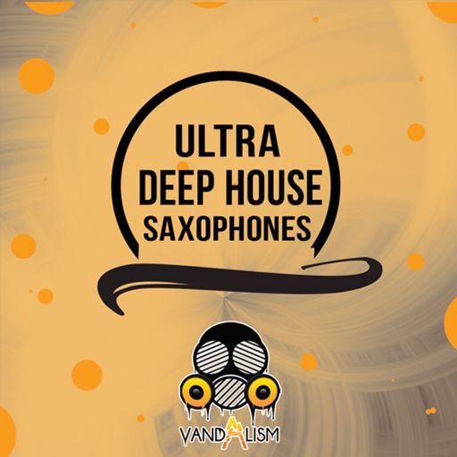 Ultra Deep House Saxophones
