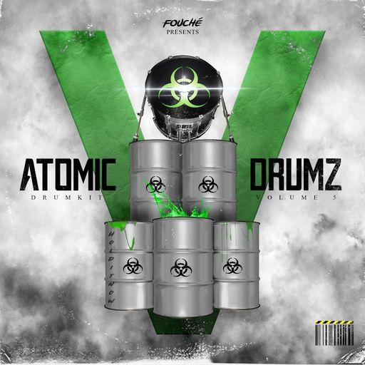 Atomic Drumz Vol 5