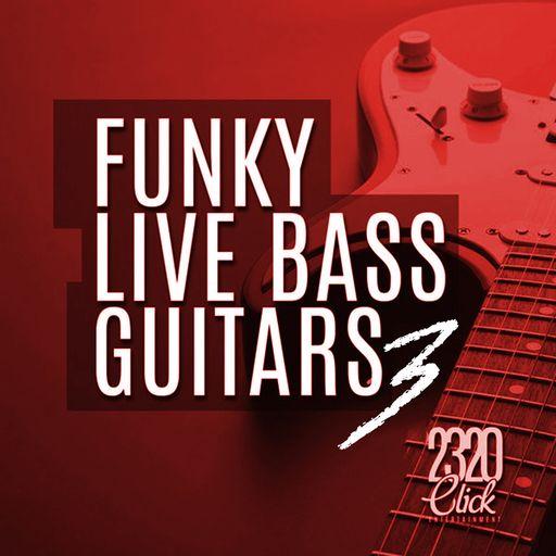 Funky Live Bass Guitars 3