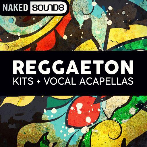 Reggaeton Vocal Kits