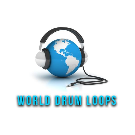 World Drum Loops Vol 1