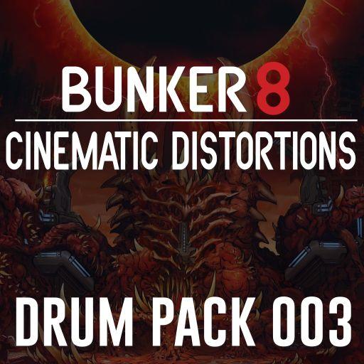 Cinematic Distortions Drum Pack 003