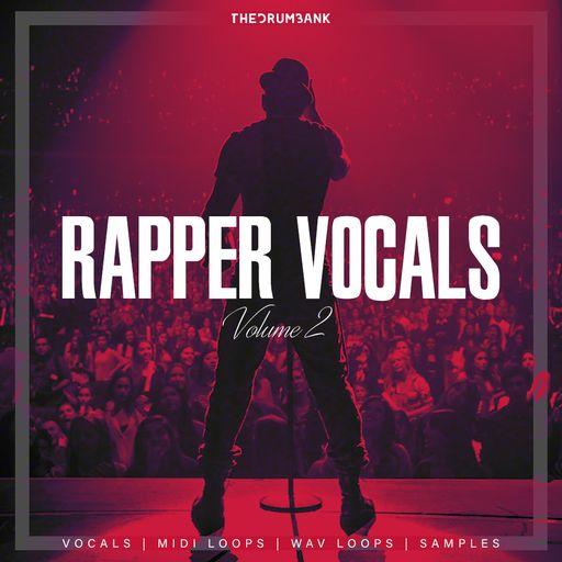 Rapper Vocals Vol.2