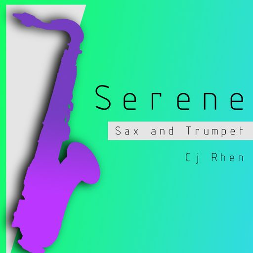 Serene Sax and Trumpet