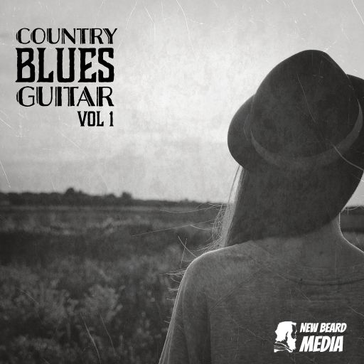 Country Blue Guitars Vol 1