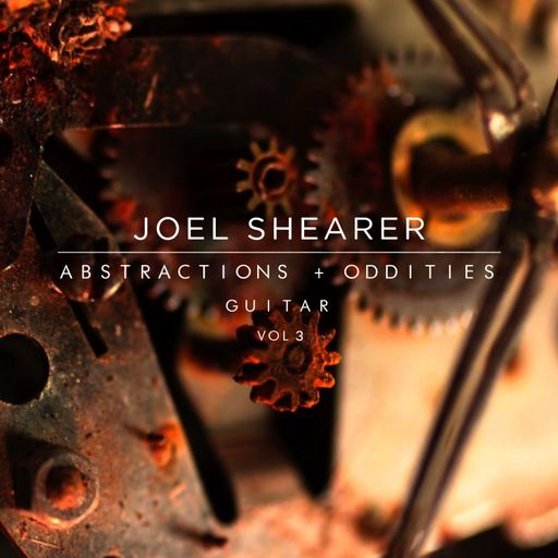 Abstractions + Oddities Guitar Vol III