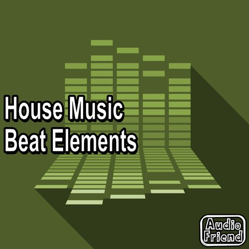 House Music Beat Elements