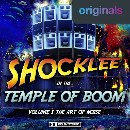 TEMPLE OF BOOM: Volume One