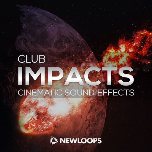 SOUNDS | Club Impacts | Bass Drop