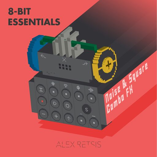 8-Bit Essentials - Noise & Square Combo FX