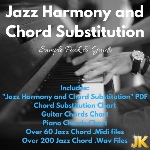SOUNDS | Release | Jazz Chords - Sample Pack and Complete Guide