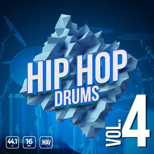 SOUNDS | Iconic Hip Hop Drums Vol  4 | Roll 8 Drum Break