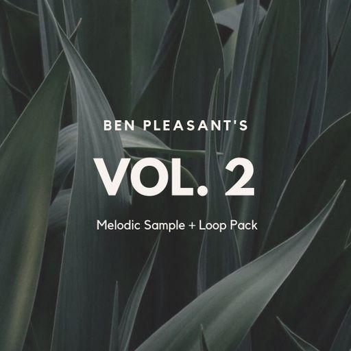 Ben Pleasant's Guitar Sample Pack Vol. 2