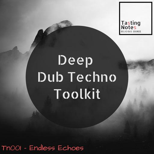 Endless Echoes - Deep Dub Techno Toolkit