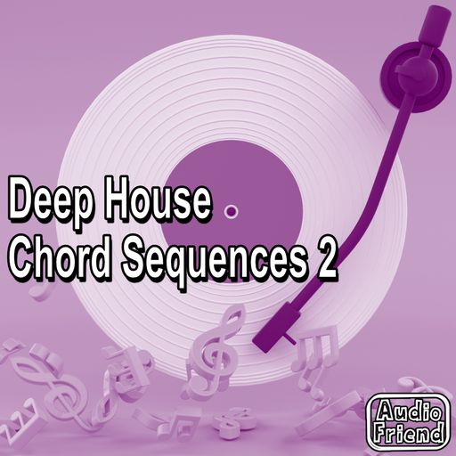 Deep House Chord Sequences 2