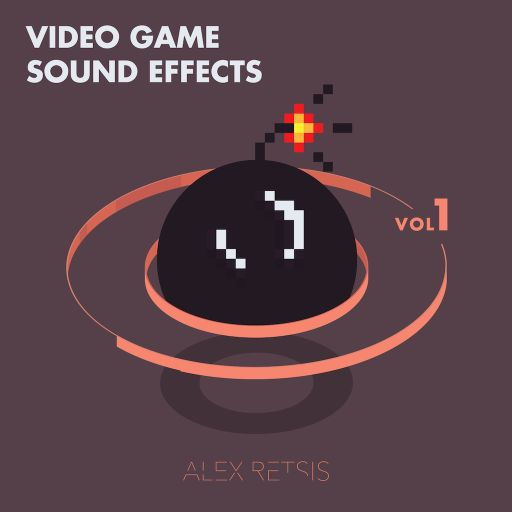 Video Game Sound Effects Vol.1