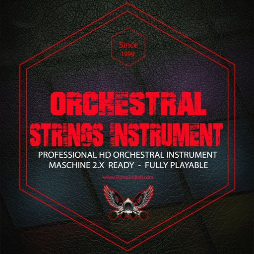Orchestral Strings Instrument HD