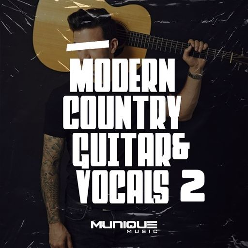 Modern Country Guitar & Vocals 2