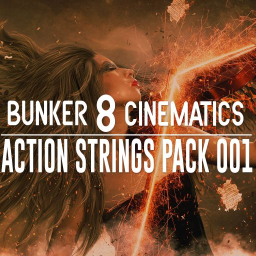 Bunker 8 Cinematic Action Strings Sound Pack 001