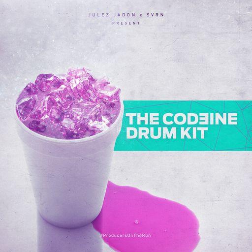 Codeine Drum Kit